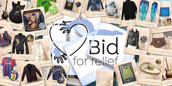 bid for relief 1