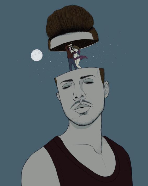 pietro tenuta dreamy illustrations 1