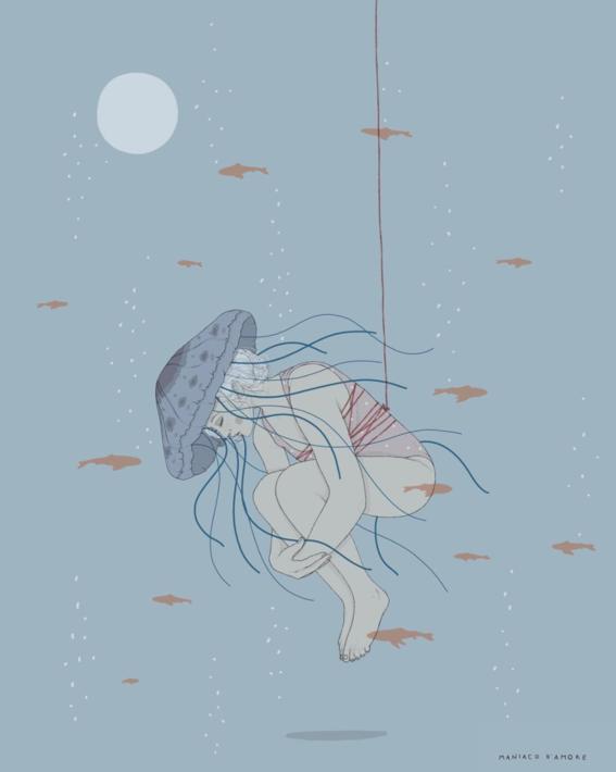 pietro tenuta dreamy illustrations 12