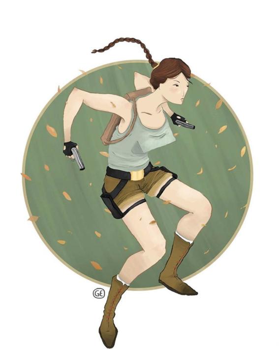ilustraciones de mujeres 4
