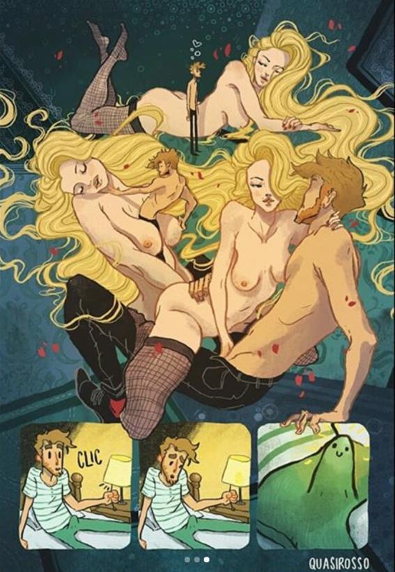 ilustraciones de mujeres 14