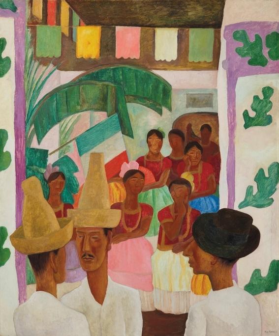 Las 8 pinturas latinoamericanas más costosas en la historia del hombre