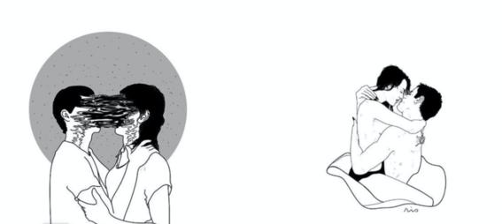declaraciones de amor con ilustraciones 1