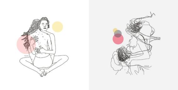 declaraciones de amor con ilustraciones 8