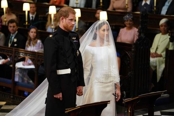 vestido de novia de meghan markle 4