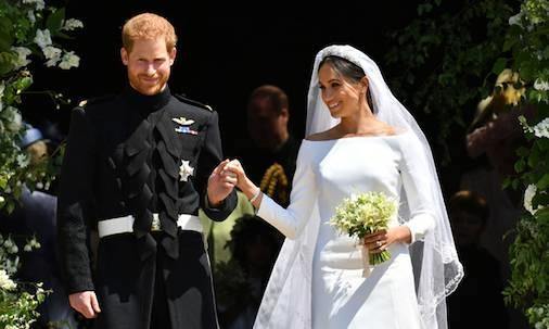 vestido de novia de meghan markle 6