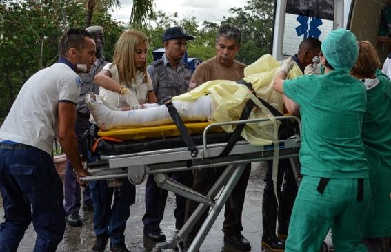 mexicanos en accidente avion cuba 1