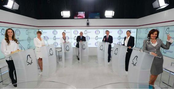 segundo debate chilango cdmx 1