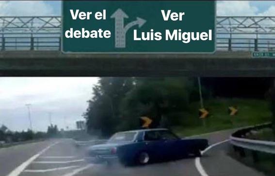 memes del segundo debate presidencial 10
