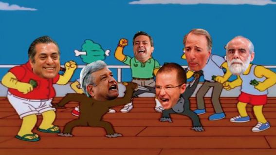 memes del segundo debate presidencial 17