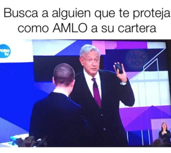 memes del segundo debate presidencial 18