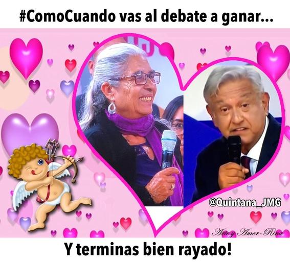 memes del segundo debate presidencial 31