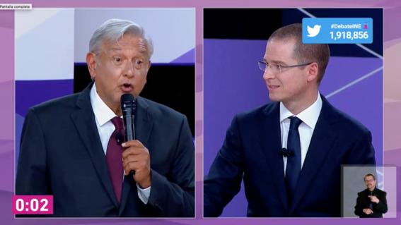 resumen segundo debate presidencial 2018 2