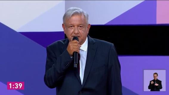 andres manuel lopez obrador segundo debate presidencial 1