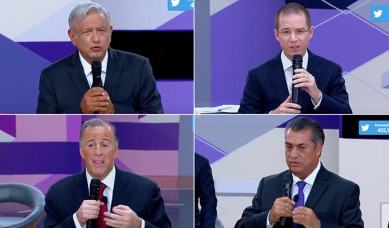 resumen segundo debate presidencial 2018 3