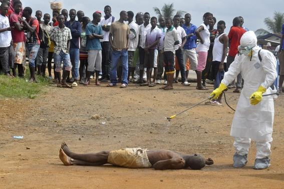 epidemia de ebola azota al congo 1