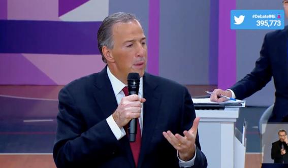 mentiras del segundo debate presidencial 2