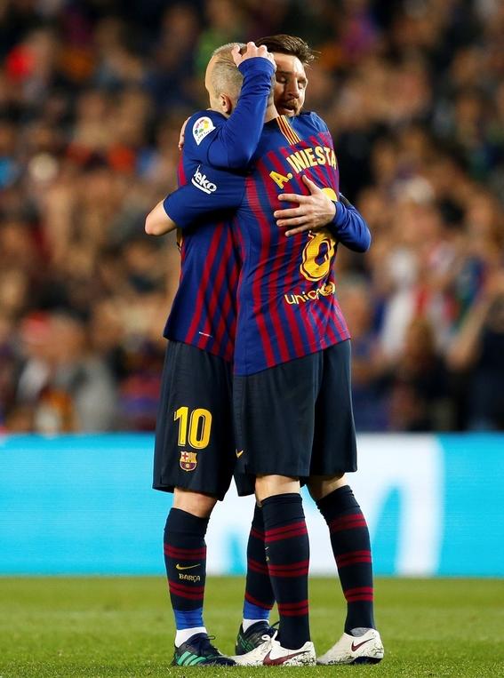 leyendas del futbol que se despidieron de las canchas 1