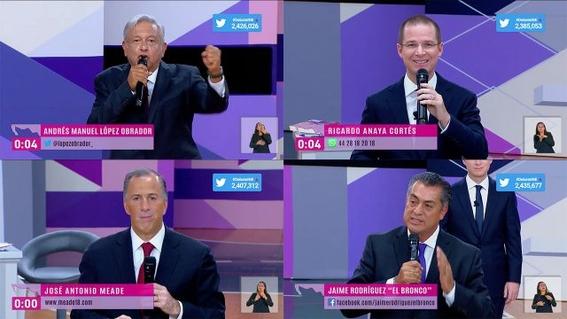 asi vio la prensa internacional el segundo debate presidencial 1