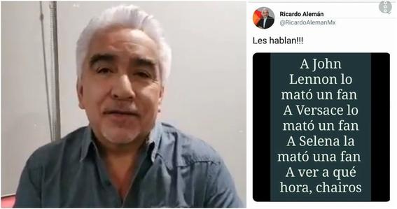 ricardo aleman vuelve a canal once 1