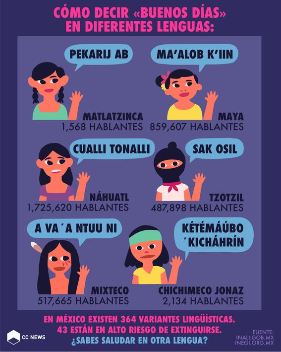 lenguas maternas pueblos indigenas 1