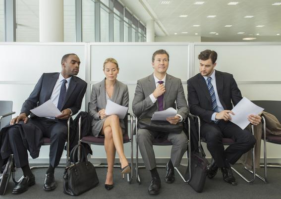 errores en una entrevista de trabajo 1