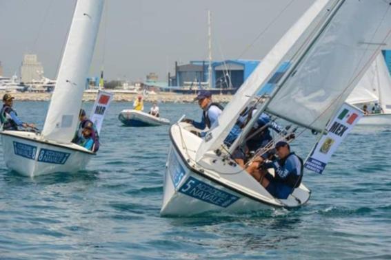 cadetes marina mexicana ganan segundo lugar en competencias navales 2