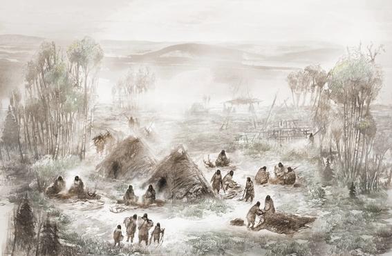 origen de los nativos de america 1