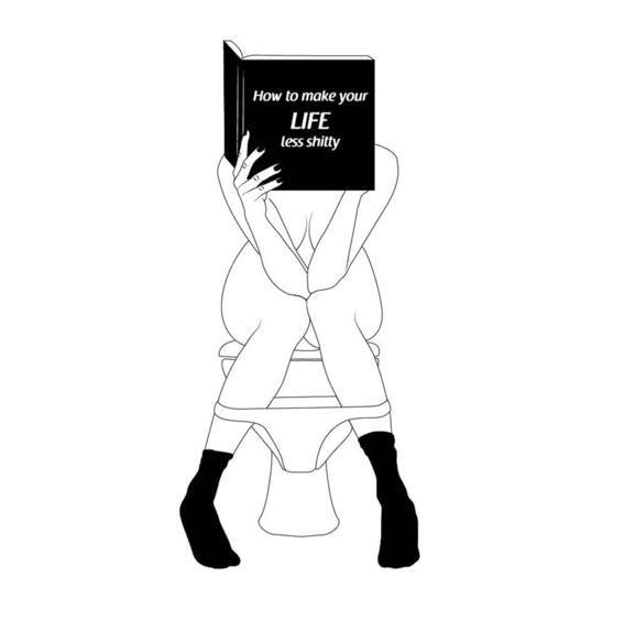 elle hell broken girls illustration 3