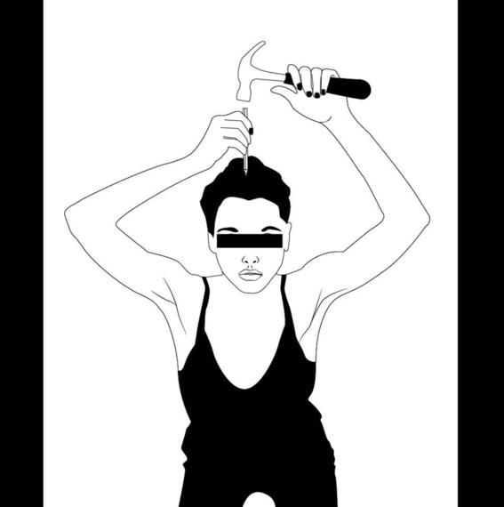 elle hell broken girls illustration 4
