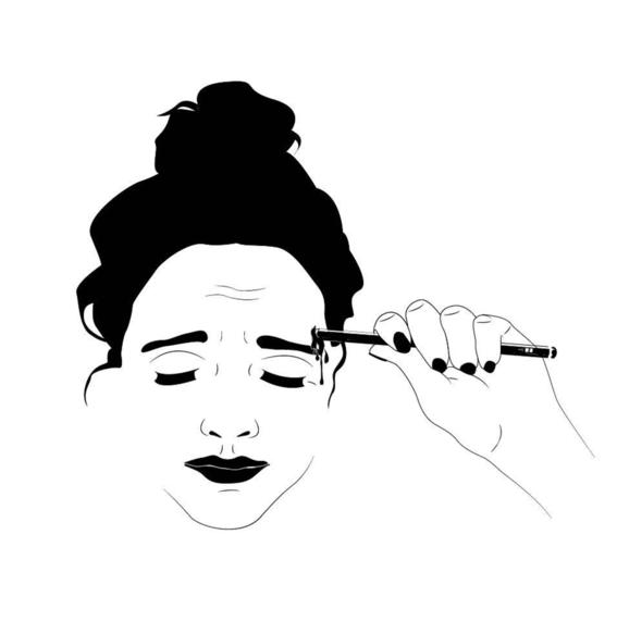 elle hell broken girls illustration 7
