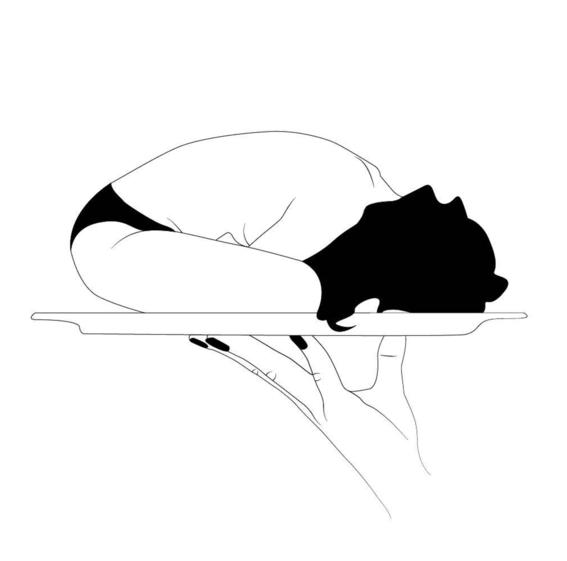 elle hell broken girls illustration 9