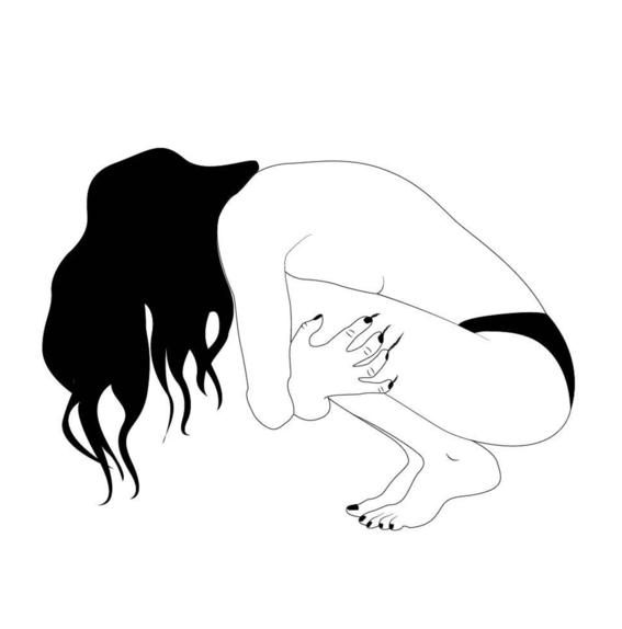 elle hell broken girls illustration 12