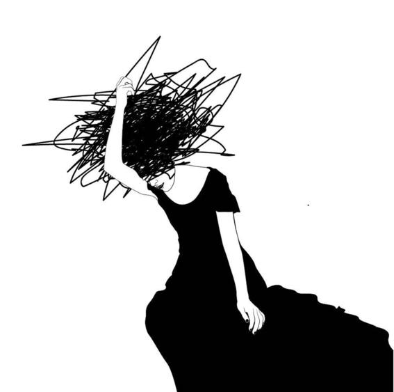 elle hell broken girls illustration 13