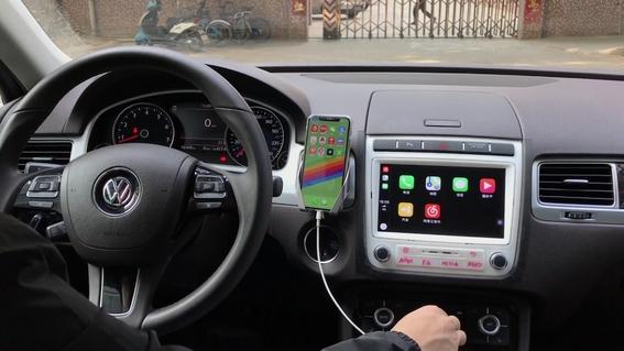 apple y vw se unen para hacer coches autonomos 2