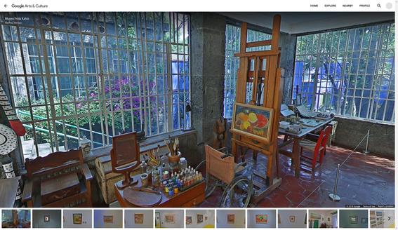google arts  culture frida kahlo 9