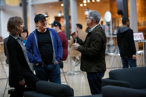 entrevista creadores de los increibles 2 pixar estreno mexico 2