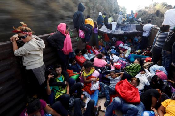 fotografias de migrantes por edgard garrido 2