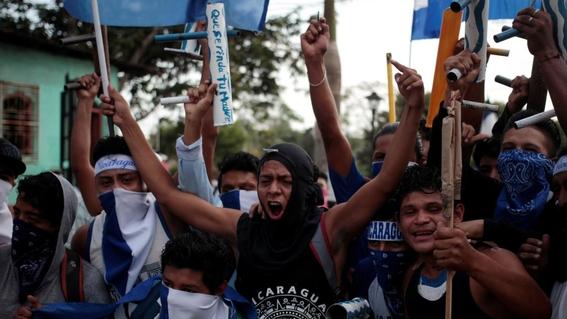 endurecen represion en nicaragua 1