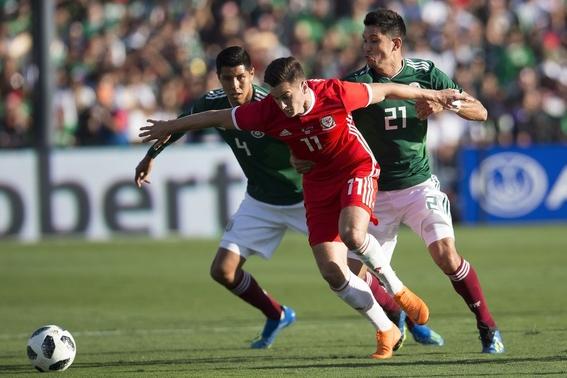 resumen mexico vs gales 1