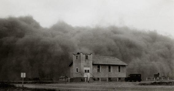 fotografias sobre la gran depresion y el new deal 2