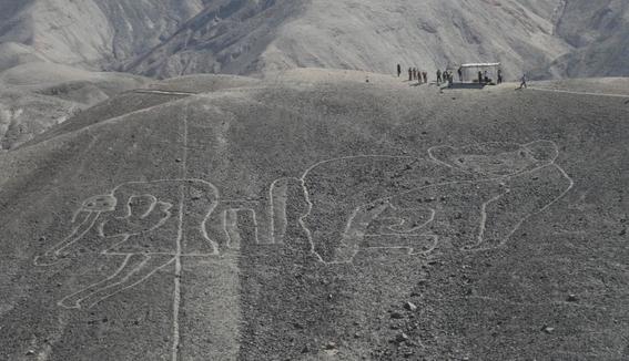 descubren geoglifos en peru mas antiguos que lineas de nazca 1