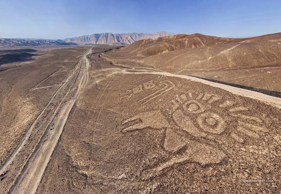 descubren geoglifos en peru mas antiguos que lineas de nazca 2