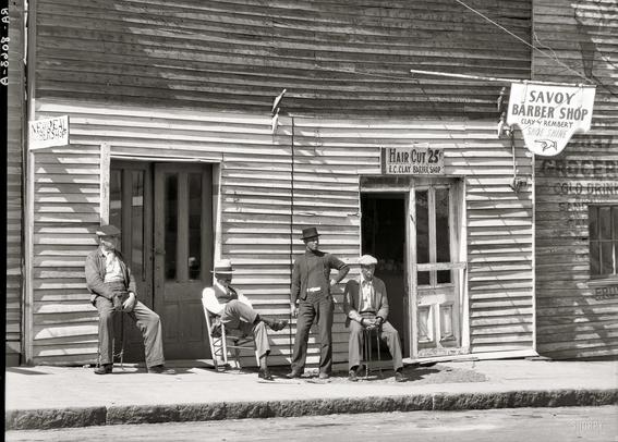 fotografias sobre la gran depresion y el new deal 6