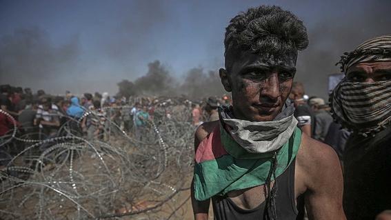 cesa el fuego en gaza 1