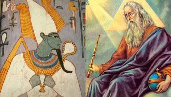 religion cristiana copia de la egipcia 3