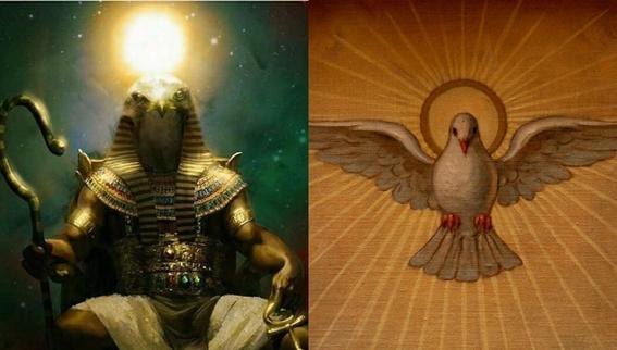 religion cristiana copia de la egipcia 4