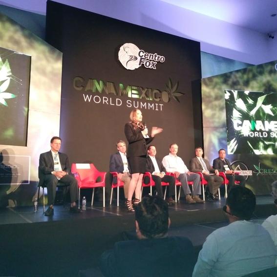 vicente fox en el cannamexico world summit 4