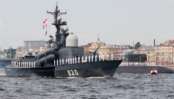 barcos de guerra protegeran el mundial de rusia 2