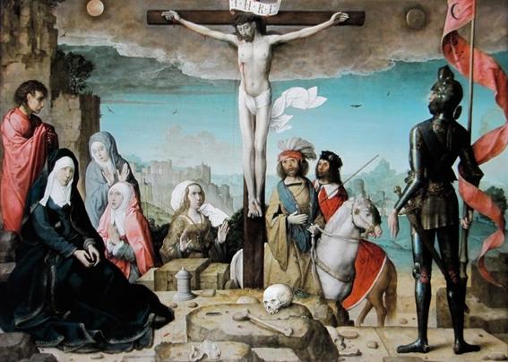 historia del segundo crucificado en la historia 1